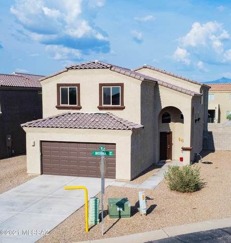 6562 E Brushback Loop, Tucson, AZ 85756 (#22118961) :: The Dream Team AZ