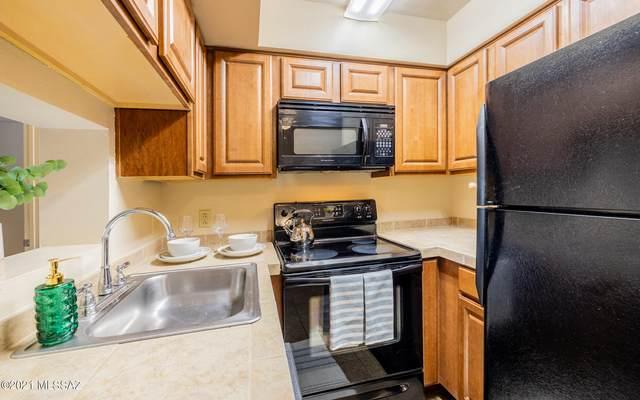 1810 E Blacklidge Drive #106, Tucson, AZ 85719 (#22118963) :: Long Realty - The Vallee Gold Team