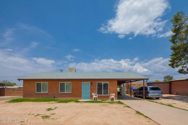 5819 E 35th Street, Tucson, AZ 85711 (#22118965) :: Kino Abrams brokered by Tierra Antigua Realty