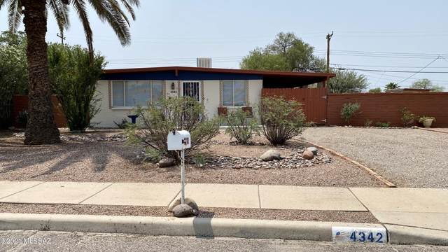 4342 E 31St Street, Tucson, AZ 85711 (#22118967) :: The Local Real Estate Group | Realty Executives