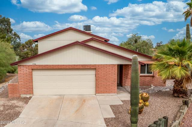 7738 N Gatewood Place, Tucson, AZ 85741 (#22118970) :: Long Realty - The Vallee Gold Team