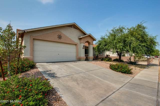 8068 E Blindweed Drive, Tucson, AZ 85710 (#22118971) :: Long Realty Company