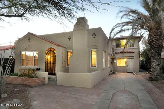 1921 E Hawthorne Street, Tucson, AZ 85719 (#22118973) :: Tucson Real Estate Group