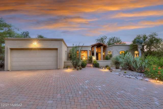 4090 E Bujia Primera, Tucson, AZ 85718 (#22118974) :: Tucson Real Estate Group