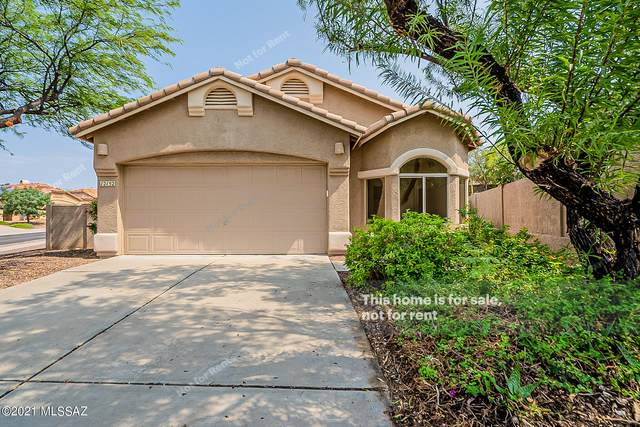 12152 N Makayla Canyon Drive, Oro Valley, AZ 85755 (#22118978) :: Long Realty Company