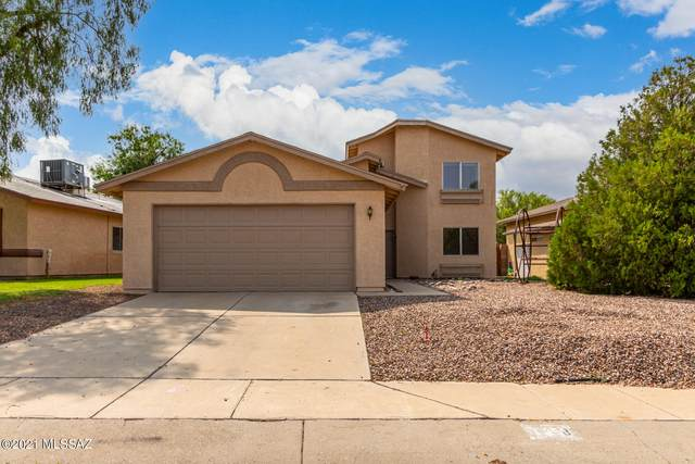 9358 N Hampshire Drive, Tucson, AZ 85742 (#22118979) :: Long Realty - The Vallee Gold Team