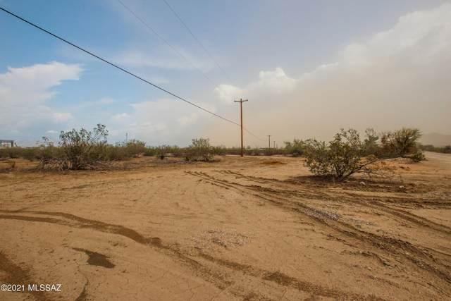 Tbd W Tangerine Road, Marana, AZ 85658 (#22118987) :: Luxury Group - Realty Executives Arizona Properties