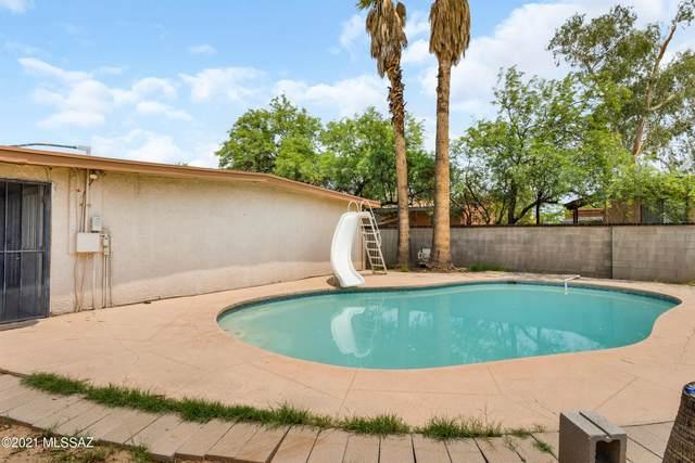 308 E Calle Arizona, Tucson, AZ 85705 (#22118988) :: Long Realty - The Vallee Gold Team
