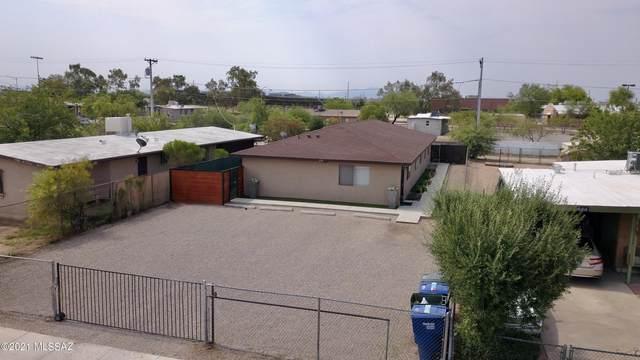 1138 E 32nd Street, Tucson, AZ 85713 (#22118990) :: The Local Real Estate Group   Realty Executives