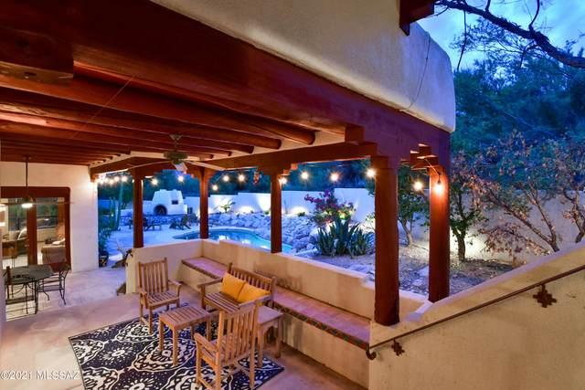 5430 N Post Trail, Tucson, AZ 85750 (#22118994) :: Tucson Real Estate Group