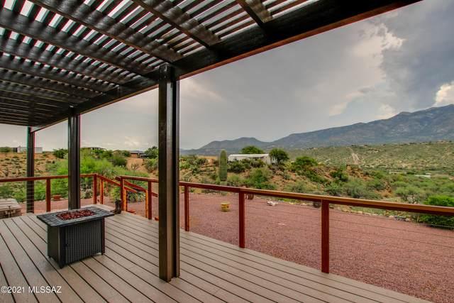 4455 E Coronado Ridge Lane, Tucson, AZ 85739 (#22118996) :: Long Realty Company