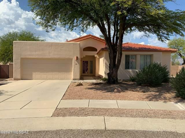 8783 E Desert Hibiscus Place, Tucson, AZ 85715 (#22119000) :: The Local Real Estate Group | Realty Executives