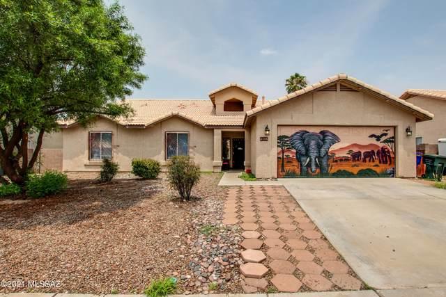 8106 S Old Canyon Avenue, Tucson, AZ 85747 (#22119001) :: Luxury Group - Realty Executives Arizona Properties