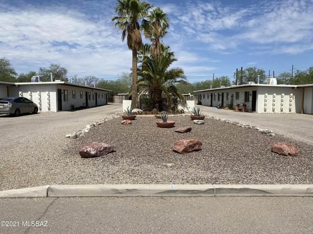 2331-2345 N Ralph Avenue, Tucson, AZ 85712 (#22119007) :: Long Realty Company