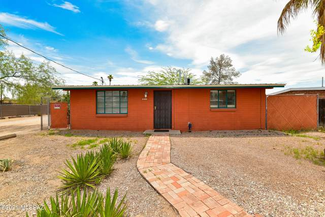 5944 E 30Th Street, Tucson, AZ 85711 (#22119016) :: Gateway Partners International