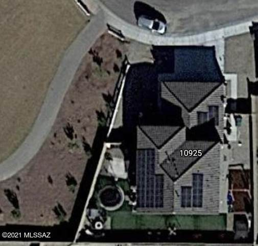 10925 W Pintail Drive, Marana, AZ 85653 (#22119017) :: Keller Williams