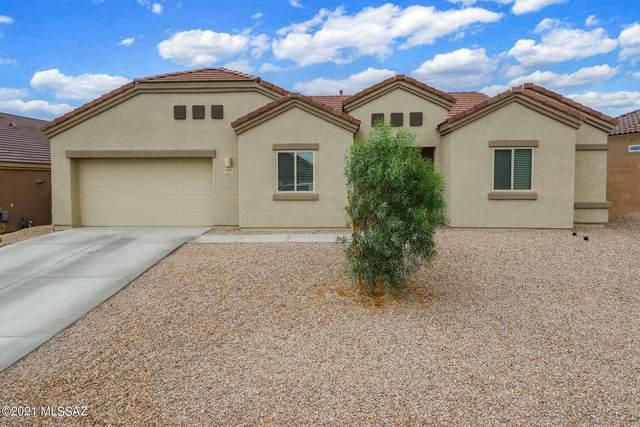 657 S Adanirom Judson Avenue, Vail, AZ 85641 (#22119019) :: Tucson Real Estate Group