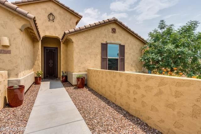 12846 N Via Vista Del Pasado, Oro Valley, AZ 85755 (#22119021) :: Long Realty Company
