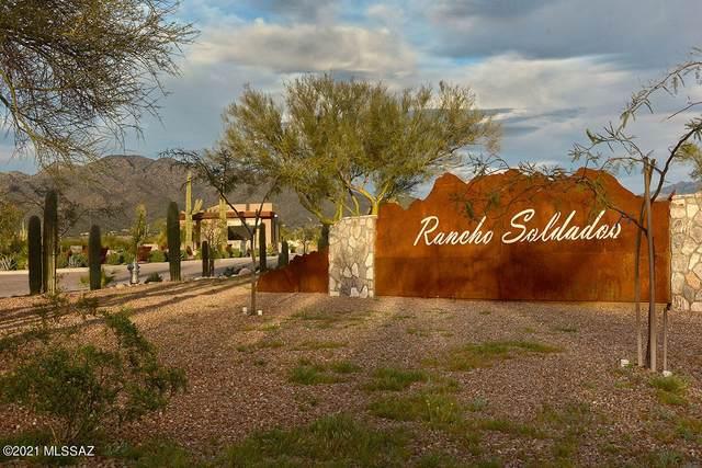 2825 N Fennimore Avenue #39, Tucson, AZ 85749 (#22119022) :: Long Realty - The Vallee Gold Team
