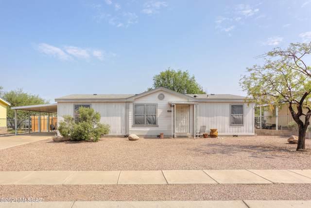 3314 W Jusnic Circle, Tucson, AZ 85705 (#22119024) :: Keller Williams