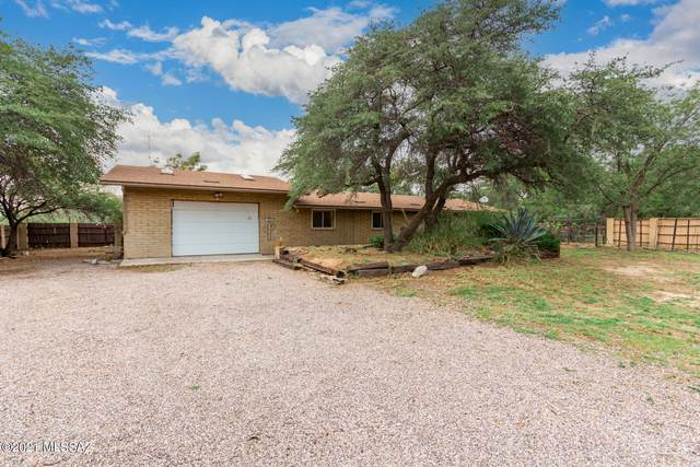 820 W Linda Vista Road, Oracle, AZ 85623 (#22119028) :: Tucson Real Estate Group