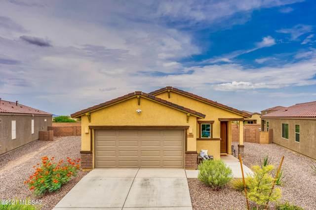 7552 S Circulo Rio Blanco, Tucson, AZ 85756 (#22119029) :: Tucson Real Estate Group