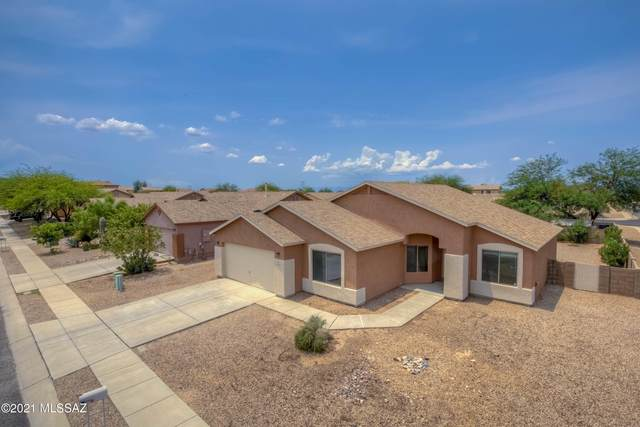 6660 S Pepperweed, Tucson, AZ 85756 (#22119030) :: The Local Real Estate Group   Realty Executives