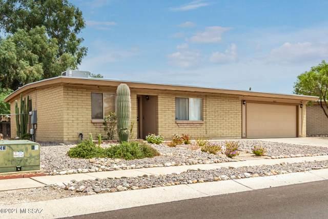 3556 W Horizon Hills Drive, Tucson, AZ 85741 (#22119031) :: Keller Williams