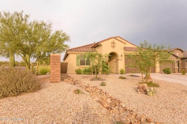 12036 N Renoir Way, Tucson, AZ 85742 (#22119039) :: Tucson Real Estate Group