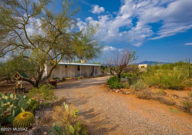 13675 E Pocketknife Drive, Vail, AZ 85641 (#22119045) :: Luxury Group - Realty Executives Arizona Properties
