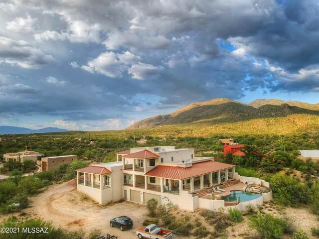 5532 S Old Spanish Trail, Tucson, AZ 85747 (#22119059) :: Luxury Group - Realty Executives Arizona Properties