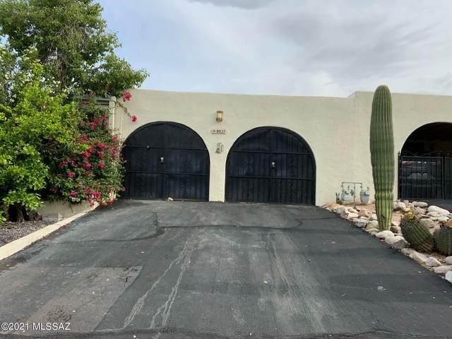8027 E Cameo Circle, Tucson, AZ 85750 (#22119061) :: Tucson Real Estate Group