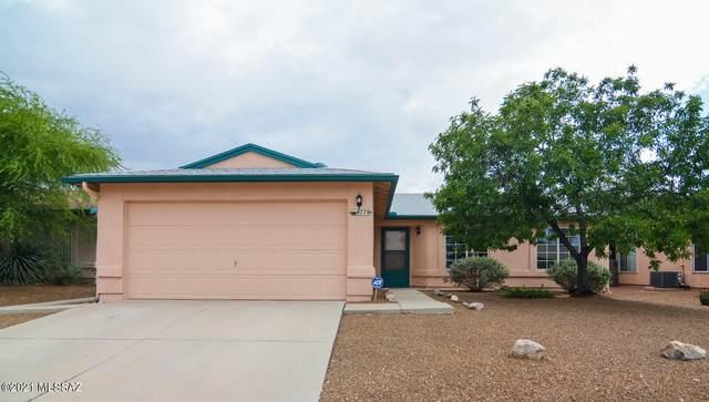 8778 E Eagle Creek Drive, Tucson, AZ 85730 (#22119063) :: Long Realty - The Vallee Gold Team