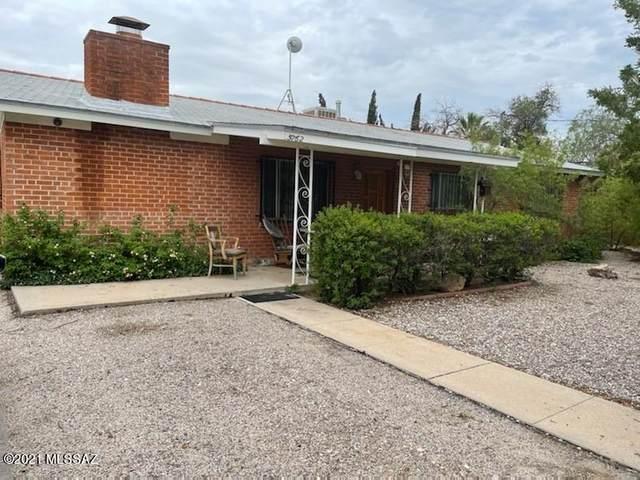5762 E Fairmount Street, Tucson, AZ 85712 (#22119065) :: Long Realty Company