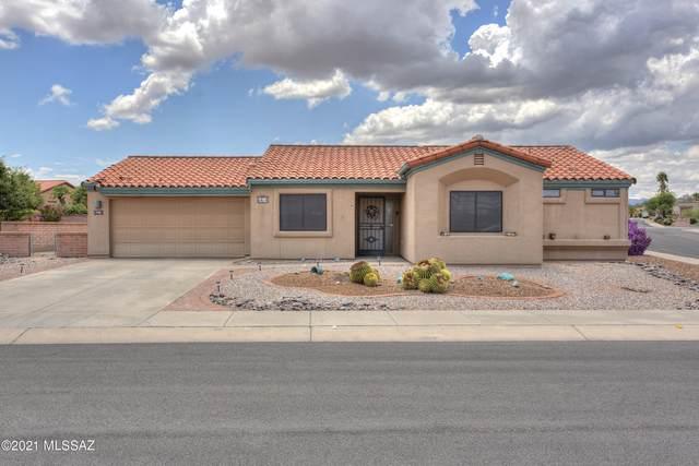 4782 S Vista Ridge Court, Green Valley, AZ 85622 (#22119068) :: Long Realty - The Vallee Gold Team