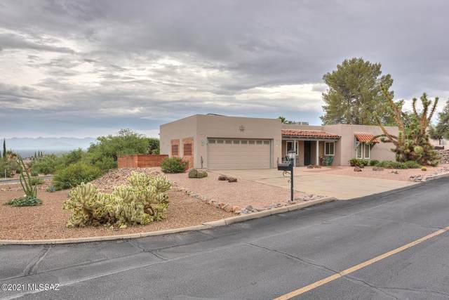 1085 S Paseo Del Prado, Green Valley, AZ 85614 (#22119069) :: Long Realty Company