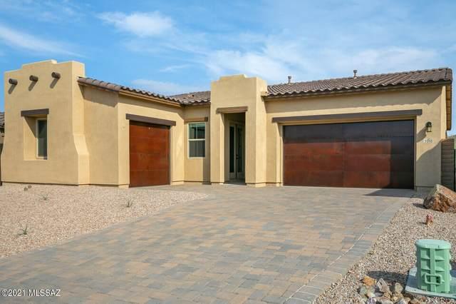 7010 W Foothills Acacia Place, Marana, AZ 85658 (#22119073) :: Long Realty Company