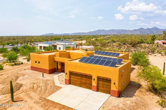 5352 W Wild Desert Lane, Tucson, AZ 85742 (#22119077) :: Tucson Property Executives