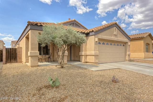 917 E Spring Water Canyon Drive, Sahuarita, AZ 85629 (#22119081) :: The Local Real Estate Group   Realty Executives