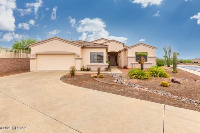 2346 W Calle Casas Lindas, Green Valley, AZ 85622 (#22119083) :: Long Realty Company