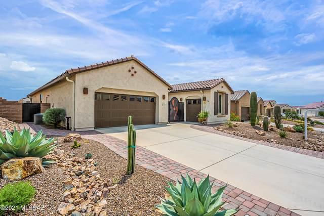 2442 E Lost Ranch Trail, Green Valley, AZ 85614 (#22119084) :: Long Realty Company