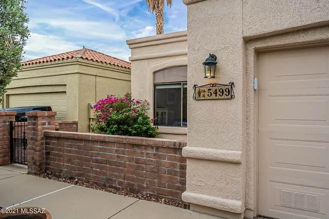 5499 N Via Arancio, Tucson, AZ 85750 (#22119085) :: Tucson Real Estate Group