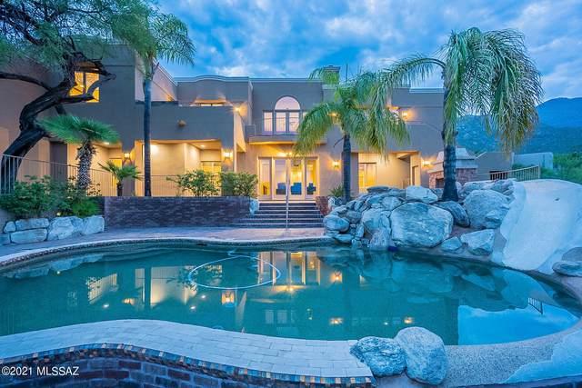 5990 E Terra Grande, Tucson, AZ 85750 (#22119086) :: Tucson Real Estate Group