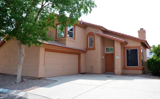 3607 W Pony Trail, Tucson, AZ 85742 (#22119087) :: Tucson Real Estate Group
