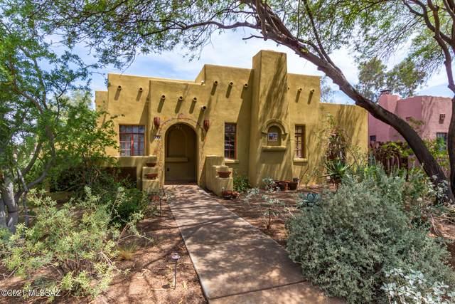 1817 E 10th Street, Tucson, AZ 85719 (#22119088) :: Long Realty Company
