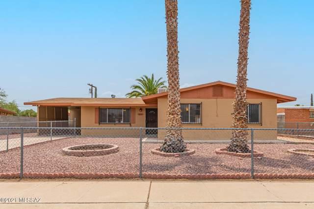 6726 E Mary Drive, Tucson, AZ 85730 (#22119090) :: Long Realty Company