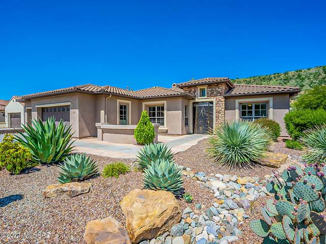 35526 E Peregrine Place, Tucson, AZ 85739 (#22119094) :: Long Realty - The Vallee Gold Team