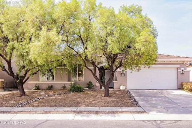 9642 E Via Del Sol Feliz, Tucson, AZ 85748 (#22119098) :: Tucson Real Estate Group