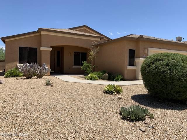 6561 S Via Diego De Rivera, Tucson, AZ 85757 (#22119099) :: Tucson Real Estate Group
