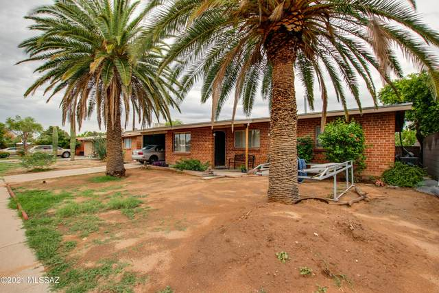 1048 W Thurber Street, Tucson, AZ 85705 (#22119108) :: Long Realty Company